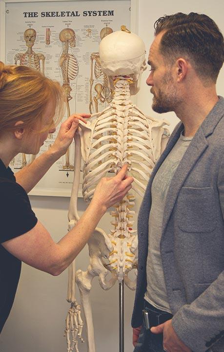 back pain friend or foe