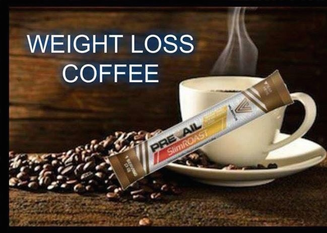 SlimRoast weight management coffee